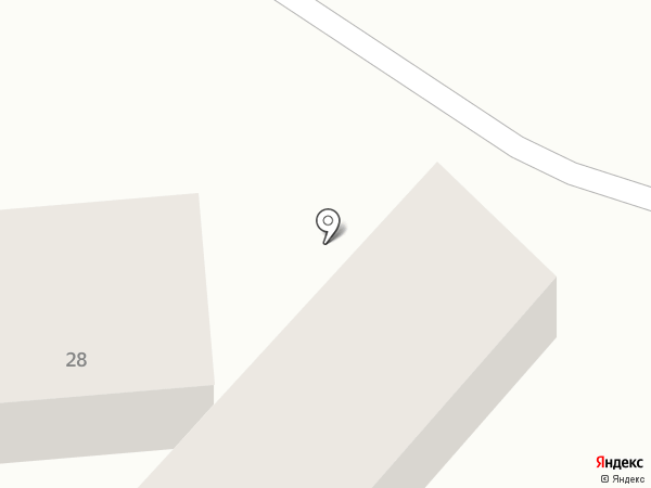 Стоматологическая клиника №1 на карте Туапсе