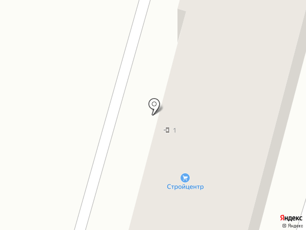 Строй центр на карте Туапсе