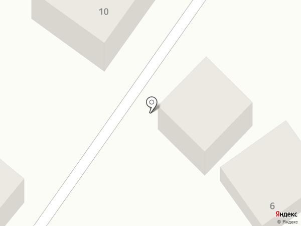Дилижанс на карте Туапсе
