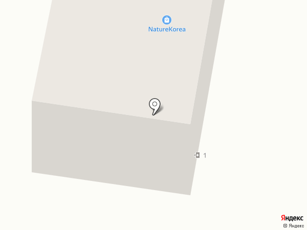 Участковый пункт полиции №3 на карте Туапсе