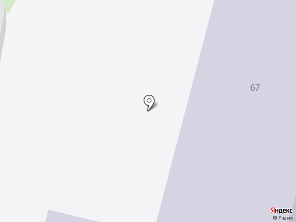 Средняя общеобразовательная школа №2 на карте Туапсе