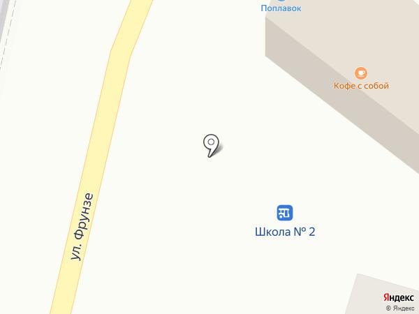 Магазин свежей выпечки на карте Туапсе