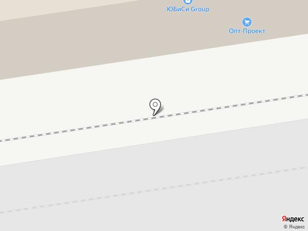 Альянс на карте Краснодара