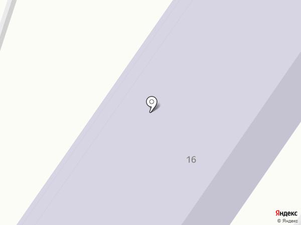 Детский сад №30 на карте Туапсе