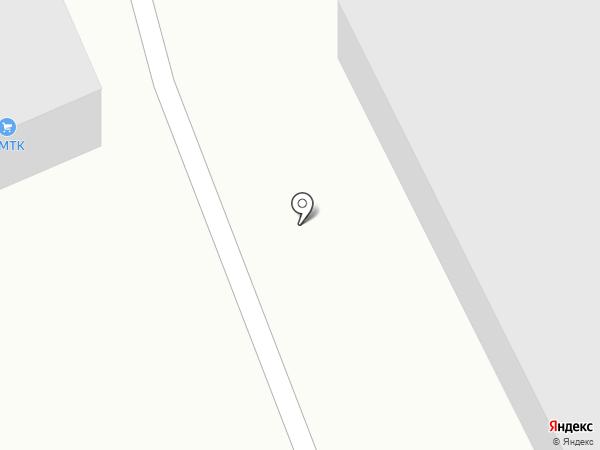 Торговая компания на карте Краснодара