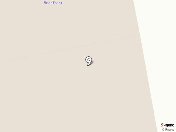 ОПТ-Декор на карте Краснодара
