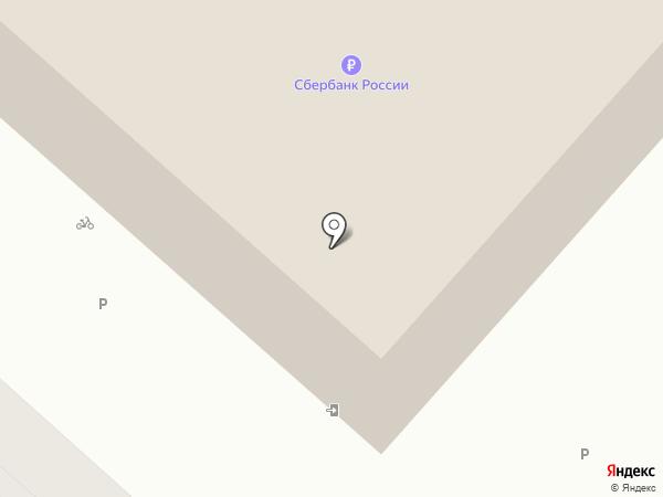 Платформа на карте Воронежа