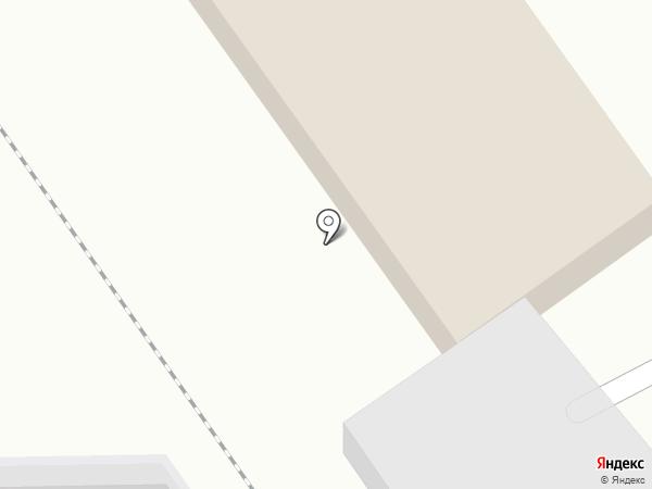 Брэнд-А на карте Краснодара