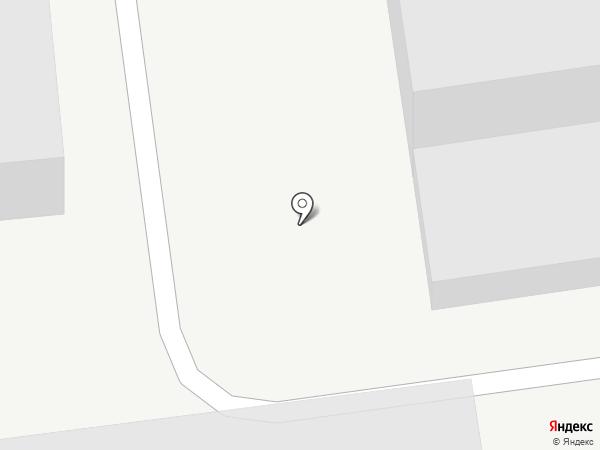 Вестра на карте Краснодара