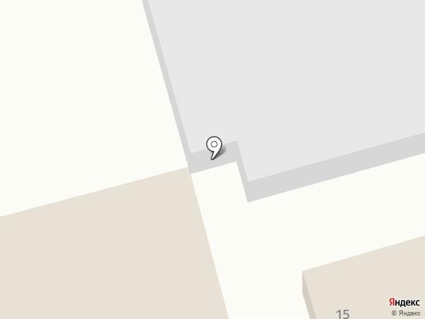 Автомойка на карте Краснодара