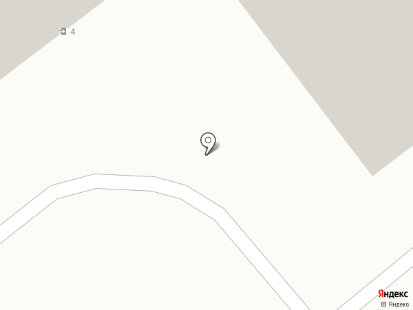 Акварель на карте Краснодара