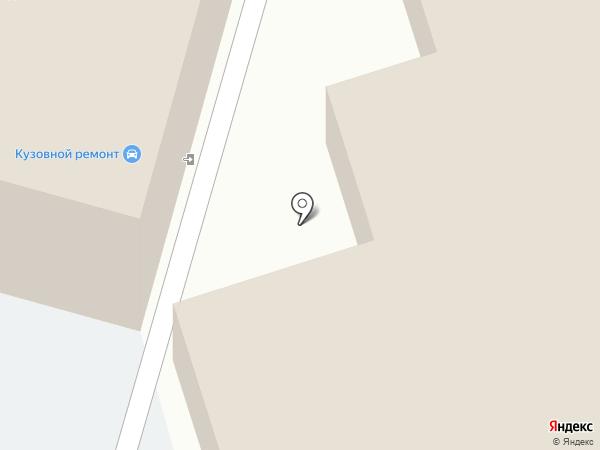 Mega Fit на карте Туапсе