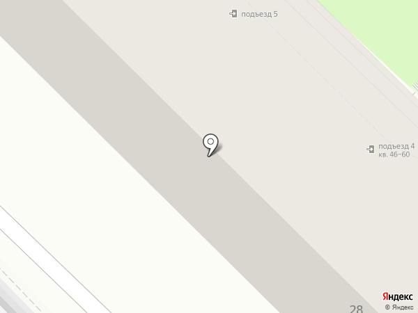 Отдел вневедомственной охраны УВД по Туапсинскому району на карте Туапсе