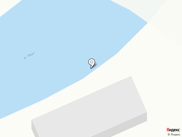 Японец на карте Туапсе
