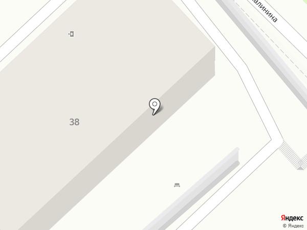 Администрация Туапсинского городского поселения на карте Туапсе