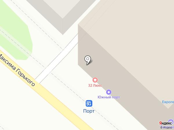 Социальное развитие на карте Туапсе