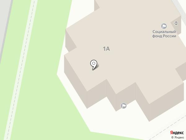 Южный архитектурно-строительный центр на карте Туапсе