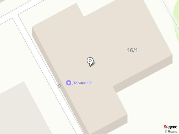 КубТорг на карте Краснодара