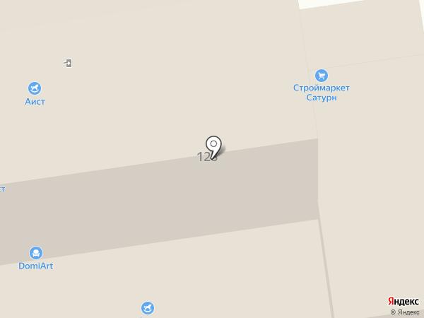 Реликт на карте Краснодара
