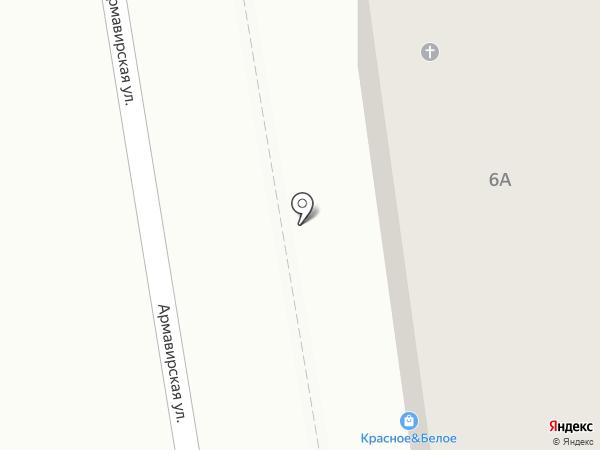 Курортторг на карте Туапсе