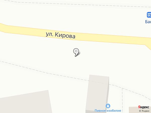 Фан Фан Тюльпан на карте Туапсе