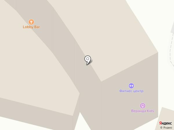 Каравелла на карте Туапсе
