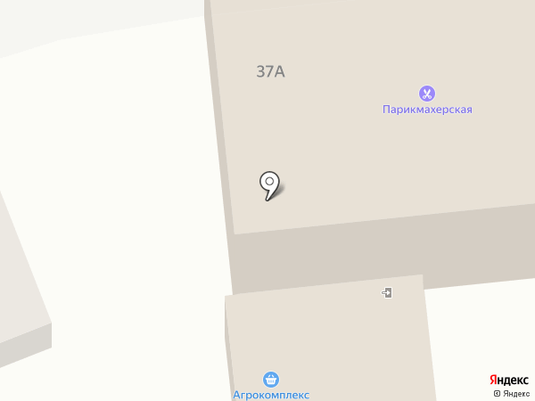 Ева на карте Туапсе