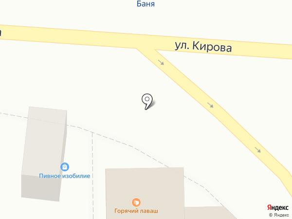 Пекарня на карте Туапсе