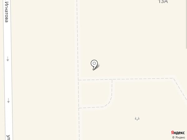 Мир постельного белья на карте Краснодара
