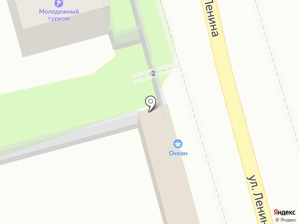 Хозяюшка на карте Туапсе