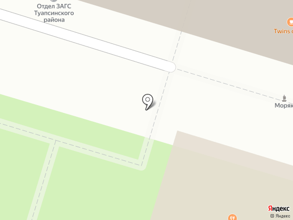 Веранда Grill на карте Туапсе