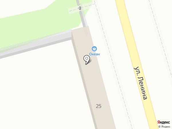 Хмель Разливное на карте Туапсе
