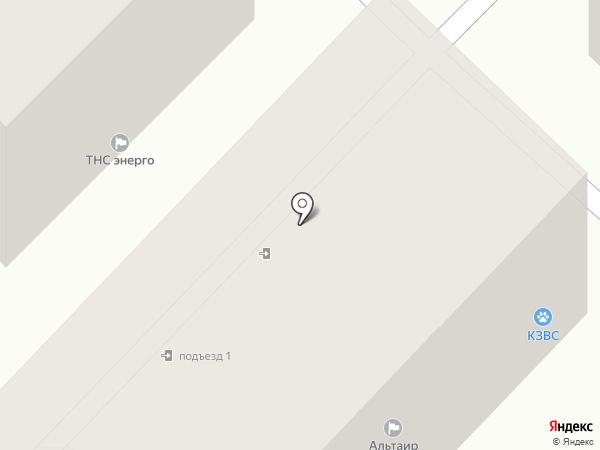 Риком Траст, ЗАО на карте Туапсе