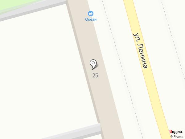 Магазин салютов на карте Туапсе