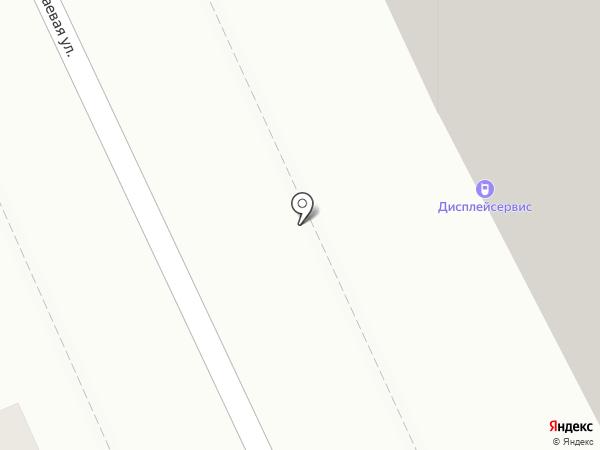 Магазин пива на розлив на карте Краснодара