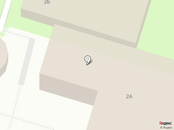 РИС на карте Туапсе