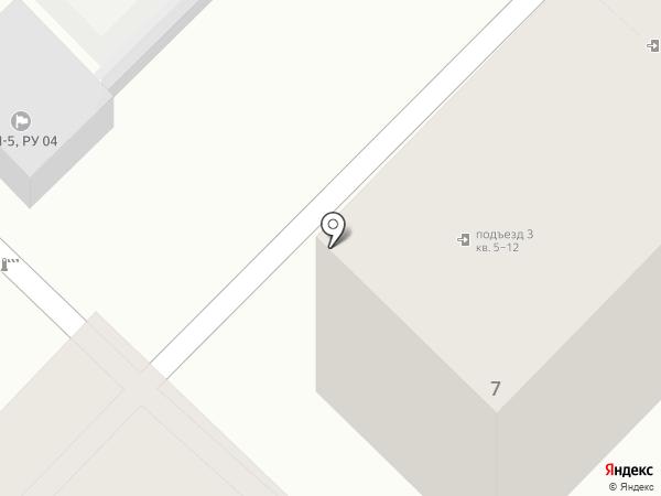 Diso на карте Туапсе