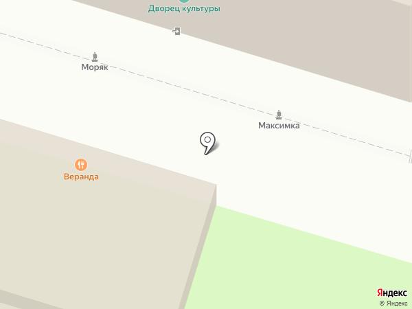 Solaris на карте Туапсе