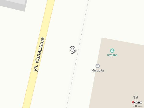 Банкомат, Липецккомбанк, ПАО на карте Туапсе