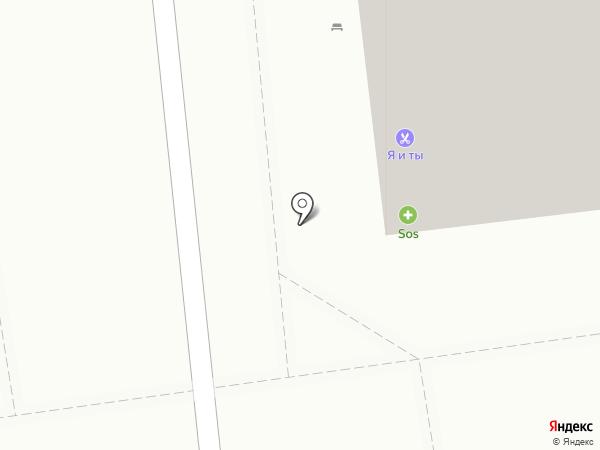 Я & ты на карте Краснодара