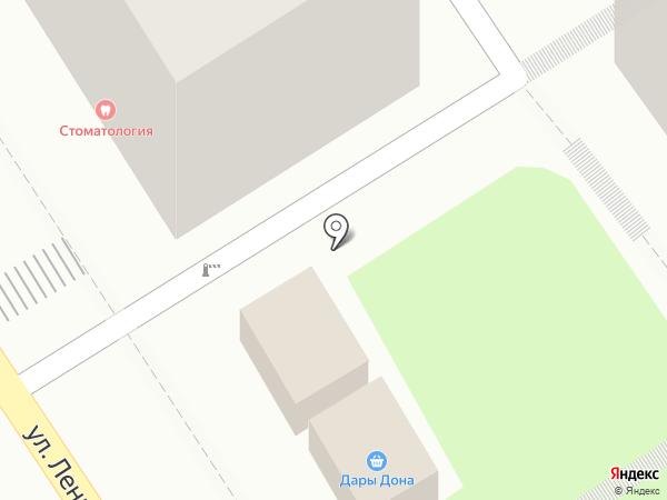 Диета на карте Туапсе