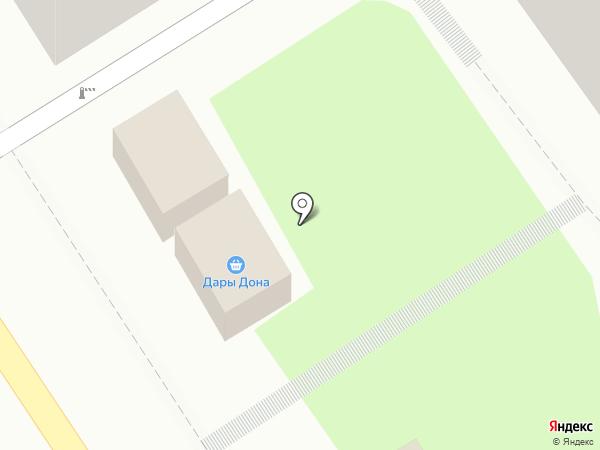 Эрик на карте Туапсе