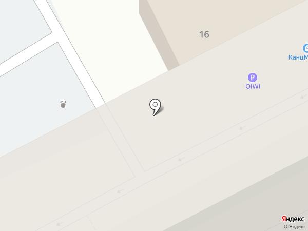 Черри на карте Краснодара