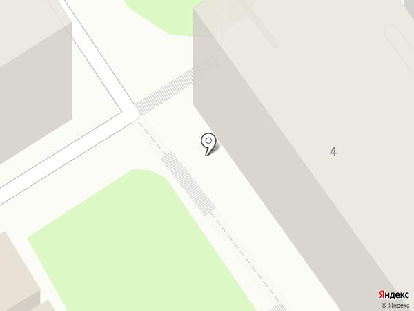 Ан-Ли на карте Туапсе