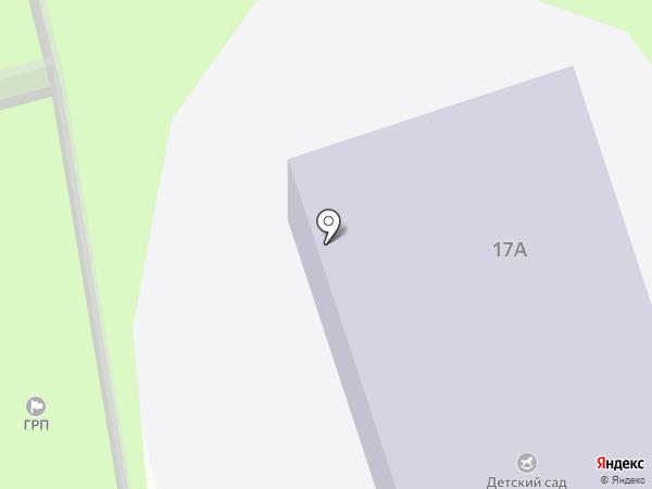 Детский сад №36 на карте Туапсе