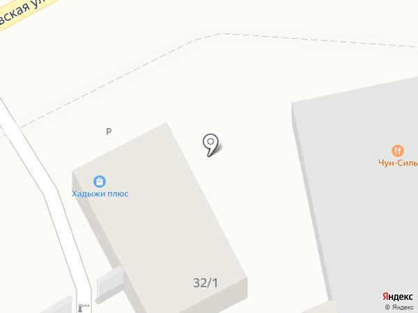 Автомобильный мир на карте Краснодара