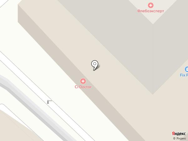 Техносклад на карте Туапсе