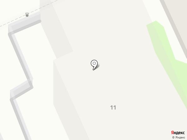 Ухти-Тухти на карте Краснодара