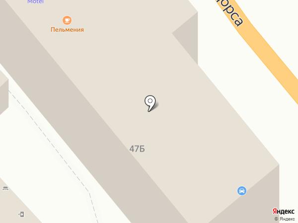 Олимп на карте Туапсе