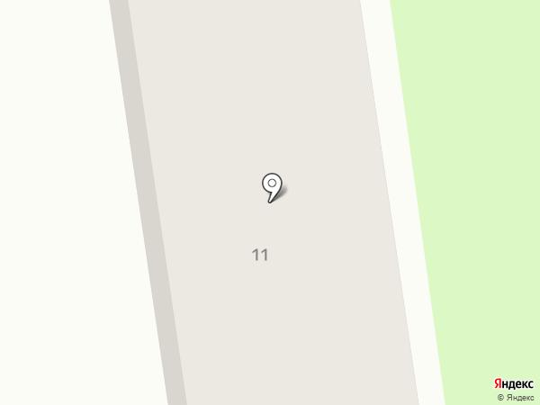 Детский сад №40 на карте Туапсе